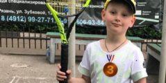 Поздравляем Кудрявцева Александра с 3 местом в турнире!